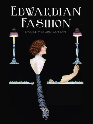 cover image of Edwardian Fashion