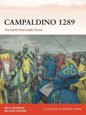 cover image of Campaldino 1289