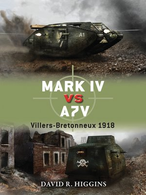 cover image of Mark IV vs A7V