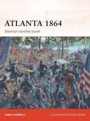 cover image of Atlanta 1864