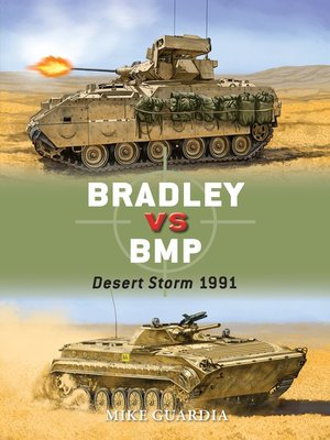 cover image of Bradley vs BMP