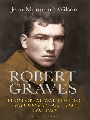 cover image of Robert Graves