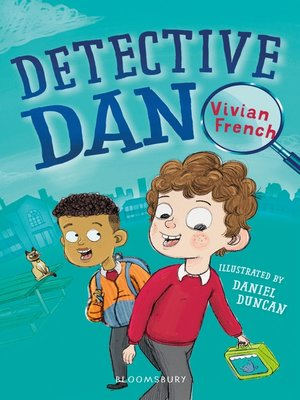 cover image of Detective Dan
