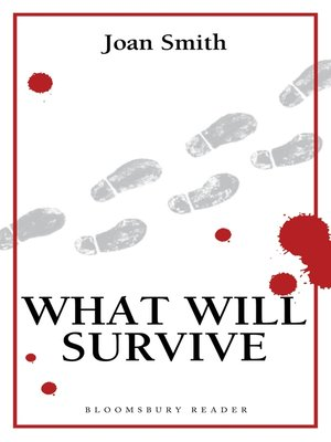 cover image of What Will Survive