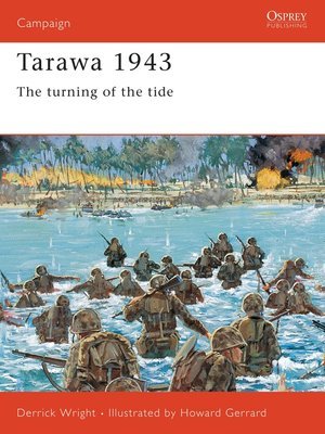 cover image of Tarawa 1943