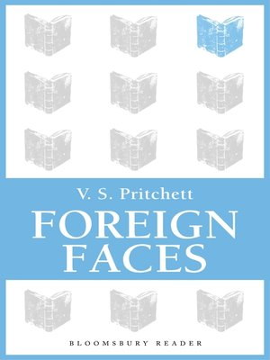 cover image of Foreign Faces