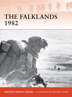 cover image of The Falklands 1982
