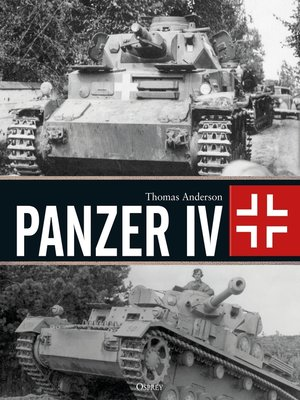 cover image of Panzer IV