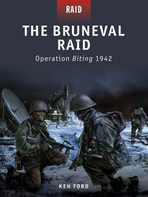 cover image of The Bruneval Raid