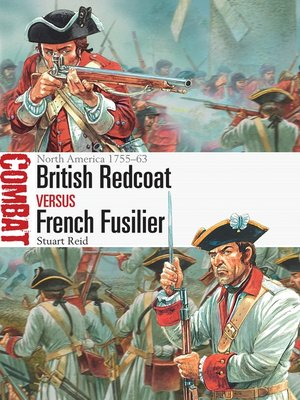 cover image of British Redcoat vs French Fusilier