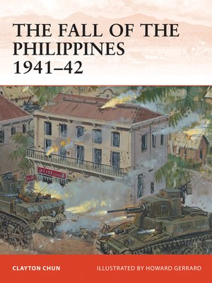 cover image of The Fall of the Philippines 1941–42