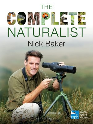 cover image of The Complete Naturalist
