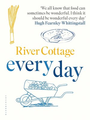 cover image of River Cottage Every Day