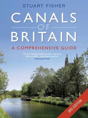 cover image of The Canals of Britain