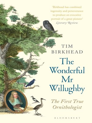 cover image of The Wonderful Mr Willughby