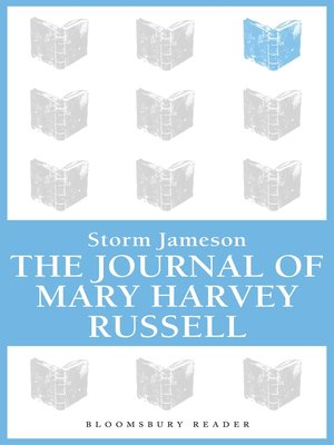cover image of The Journal of Mary Hervey Russell