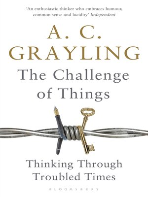 cover image of The Challenge of Things