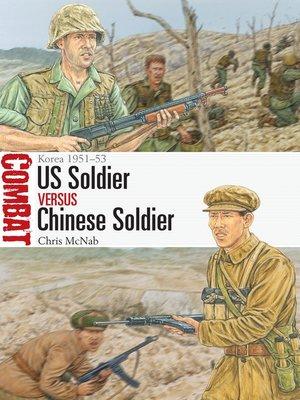 cover image of US Soldier vs Chinese Soldier