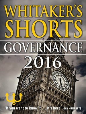 cover image of Whitaker's Shorts 2016
