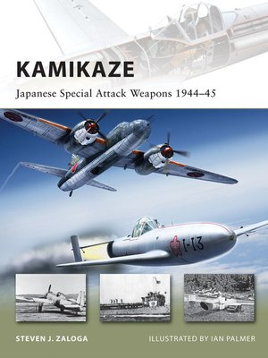 cover image of Kamikaze