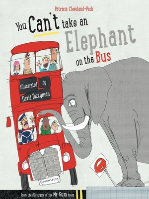 cover image of You Can't Take an Elephant On the Bus