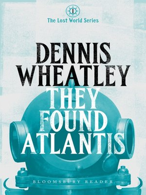 cover image of They Found Atlantis
