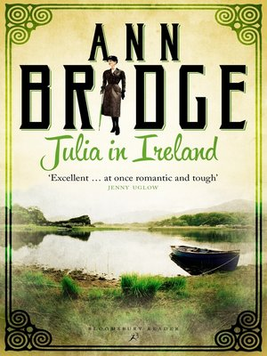 cover image of Julia in Ireland