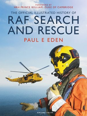 cover image of The Official Illustrated History of RAF Search and Rescue