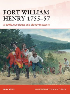 cover image of Fort William Henry 1755-57