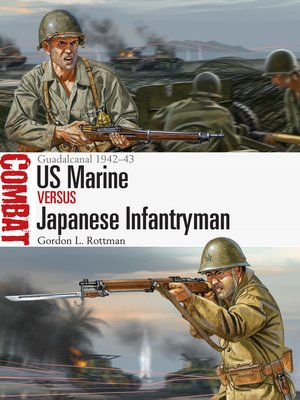 cover image of US Marine vs Japanese Infantryman