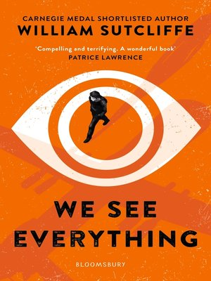 cover image of We See Everything