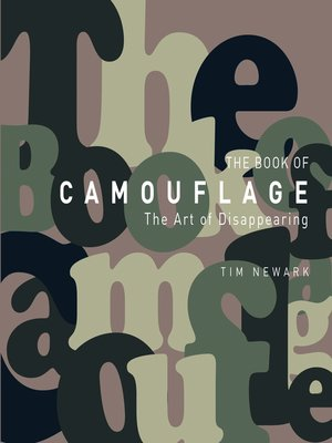 cover image of The Book of Camouflage