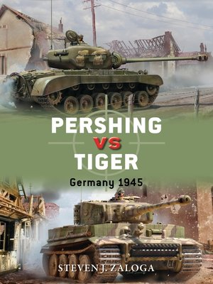 cover image of Pershing vs Tiger