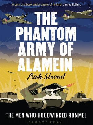 cover image of The Phantom Army of Alamein