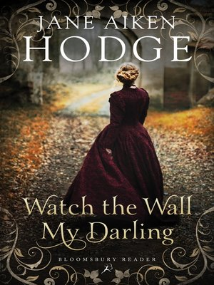 cover image of Watch the Wall, My Darling