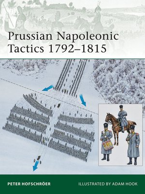 cover image of Prussian Napoleonic Tactics 1792–1815