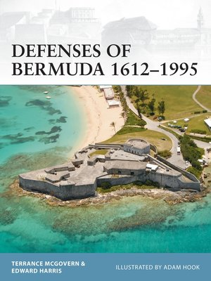 cover image of Defenses of Bermuda 1612–1995