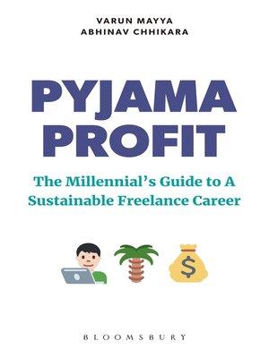 cover image of Pyjama Profit