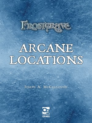 cover image of Arcane Locations