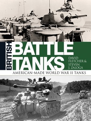 cover image of British Battle Tanks