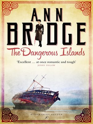 cover image of The Dangerous Islands
