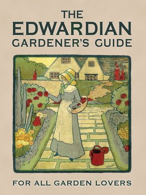 cover image of The Edwardian Gardener's Guide