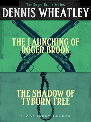 cover image of The Roger Brook Series Starter