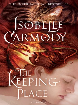 cover image of The Keeping Place