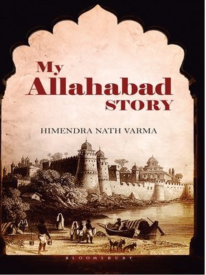 cover image of My Allahabad Story