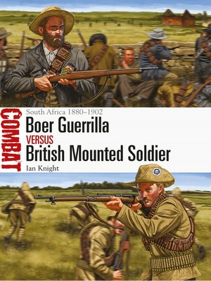 cover image of Boer Guerrilla vs British Mounted Soldier