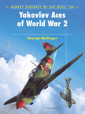 cover image of Yakovlev Aces of World War 2