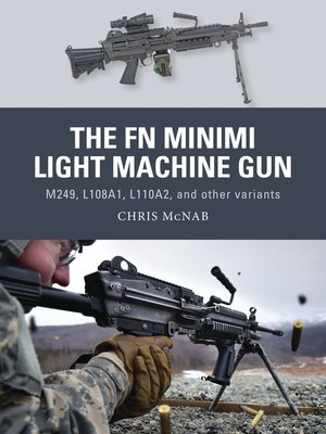 cover image of The FN Minimi Light Machine Gun