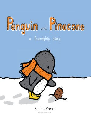 cover image of Penguin and Pinecone