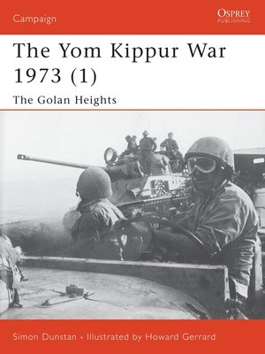 cover image of The Yom Kippur War 1973 (1)